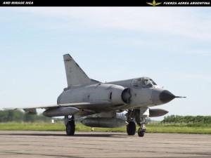 Dos Mirage estuvieron a la caza de los vuelos ilegales en Misiones