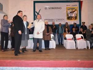 El Soberbio festejó el  68º aniversario de su fundación