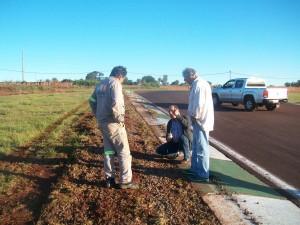 El Automóvil Club Misiones trabaja en el Rosamonte para la llegada del TC a Posadas