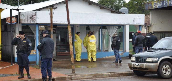Masacre en Panambí: hubo más allanamientos en San Javier, decomisaron municiones para armas de guerra y demoraron a otra persona