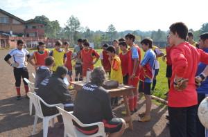 Newells seleccionó 32 jugadores por su paso en la tierra colorada