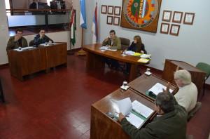 El Concejo Deliberante solicitó informe sobre la gratuidad del boleto para adultos mayores