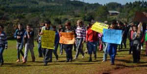 Panambí se movilizó con un mensaje contundente: justicia para la familia Knack