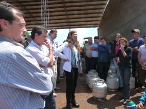 Peligro latente: la recarga ilegal de garrafas brasileñas continúa en la frontera