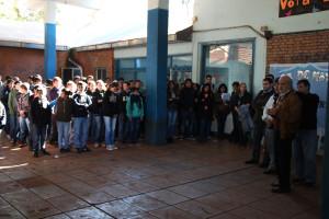 Se presentó el plan de obra para la refuncionalización de la EPET Nº4 de Iguazú
