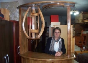 Única fábrica y diseño de muebles con estilo en Misiones