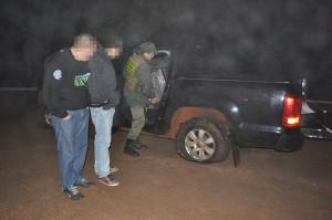 Casi 1.000 kilos de marihuana incautó Gendarmería en Santa Ana