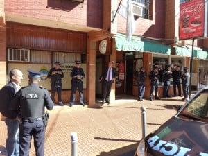 Operativo Lagarto: Detenidos declararían después de las 18