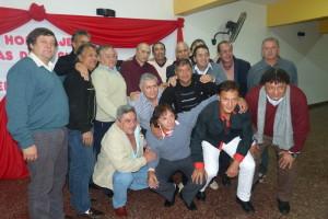 Emocionante homenaje a las Glorias de Guaraní Antonio Franco