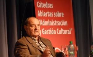 """""""La cultura la crean los pueblos y conocerla es el requisito de toda política pública"""", afirmó Cabral Arrechea"""