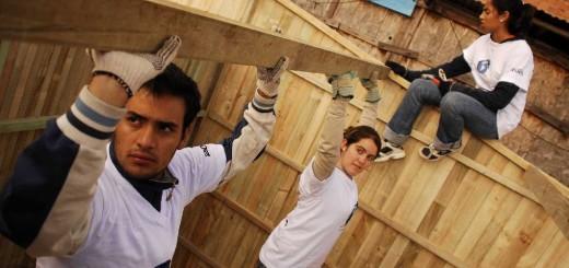 Techo levantará 30 casas en Posadas este fin de semana