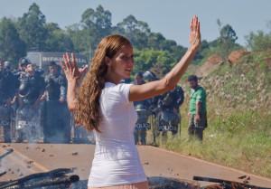 """Finalizó el rodaje de """"La Tierra Roja"""", un western en la selva misionera"""