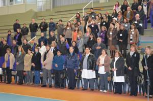 Se realizó el encuentro internacional de CEFE en Montecarlo