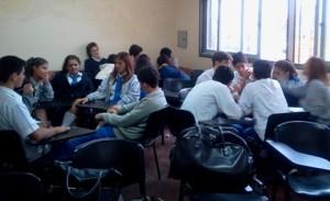 Se dictó un taller sobre Prevención de Violencia en el Noviazgo