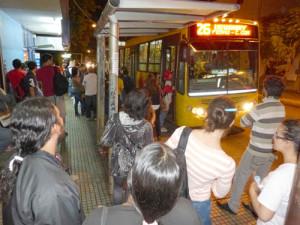 El Municipio admite la posibilidad de rescindir el contrato del transporte público