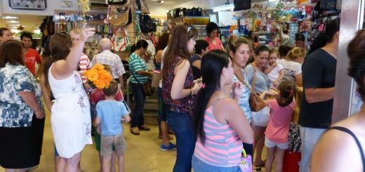 Comerciantes posadeños admiten que aumentaron las ventas