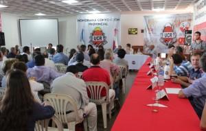 La UCR misionera destacó la unidad partidaria y ratificó calendario electoral
