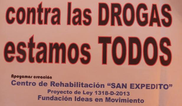 Proyecto de ley busca fundar en Misiones el primer centro de rehabilitación para adictos en el país