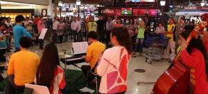 Iguazú en Concierto sorprendió a compradores del Dutty