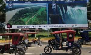 Cataratas  del Iguazú y la Amazonia peruana unifican acciones de promoción turística internacional