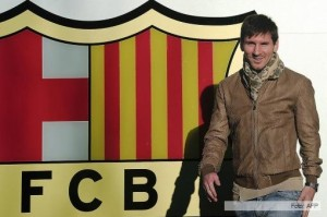 Messi acordó la renovación de su contrato con el Barça hasta 2019