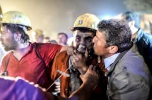 Terminó el rescate en la mina de Turquía con 301 fallecidos