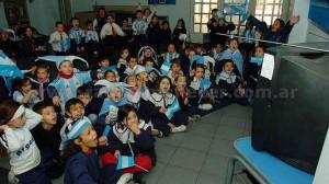 Brasil 2014: El Consejo de Educación autorizará que en las escuelas de Misiones se miren los partidos de la Selección