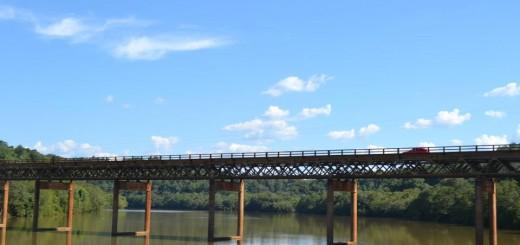 Vialidad Nacional limita velocidad de circulación sobre el Puente Paranay Guazú, en la ruta 12
