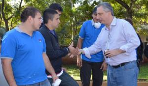 Vicegobernación Activa: acciones que suman servicio en los barrios
