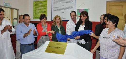 Certifican al Materno Neonatal como Hospital Amigo de la Madre y el Niño
