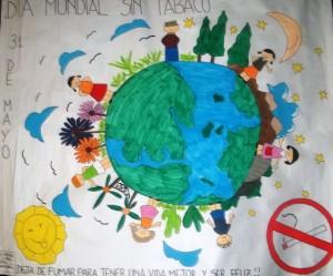 Día Mundial Sin Humo de Tabaco: Se realizaron concursos estudiantiles, consejerías y actividades preventivas