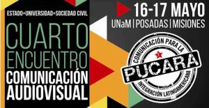Se realizará el Encuentro Pucará de Comunicación Audiovisual en la Unam