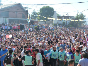 Santa Rita recibirá en su día a miles de fieles