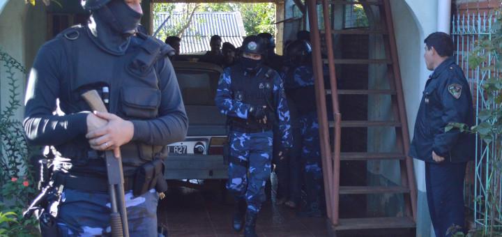 Masacre en Panambí: detuvieron en una casa de Garupá al chapista Marcial Alegre