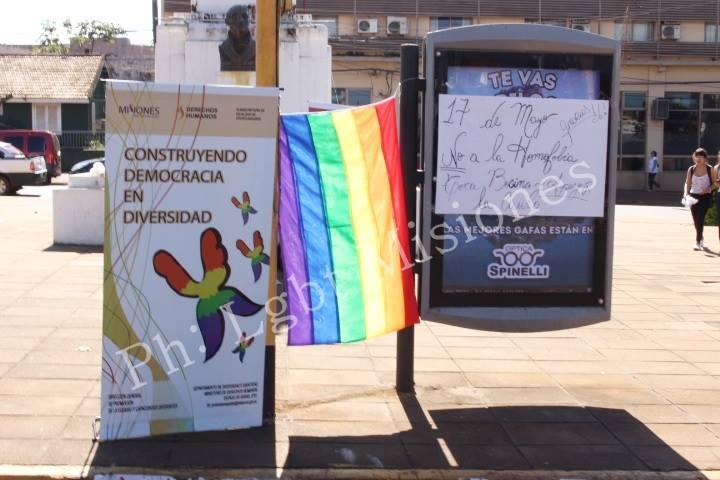 Día del Orgullo Gay: Misiones es referente en el Nea en materia de acceso a derechos