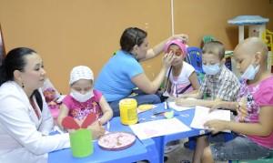 Cáncer infantil: por año se diagnostican entre 45 y 50 casos en el Pediátrico