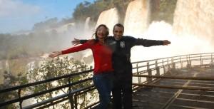 Iguazú recibe muchos turistas por el fin de semana largo y el Mundial