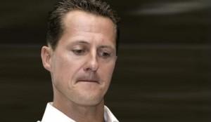 Schumacher abandonó terapia intensiva y pasó a rehabilitación