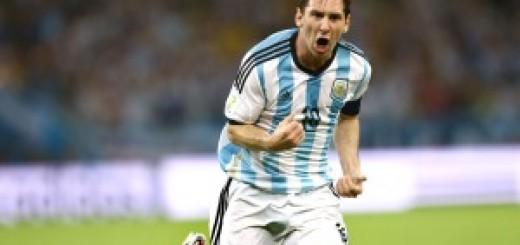 Mundial 2014: Apareció Messi y Argentina consiguió tres puntos fundamentales