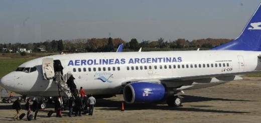 Aerolíneas Argentinas conectará a Iguazú con Córdoba y Rosario