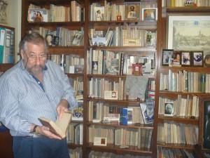 La Sadem celebrará junto a Alejandro Vaccaro el Día del Escritor