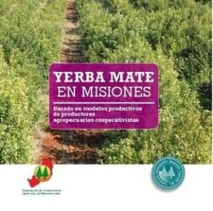 Coninagro presenta un libro sobre la yerba y los modelos productivos cooperativistas