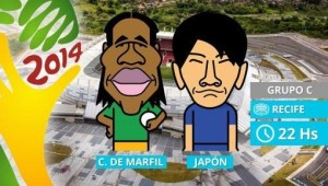 Costa de Marfil y su poderío ante Japón