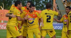 Crucero cerró la temporada con una victoria 2 - 1 frente a la Lepra Mendocina