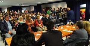 El 80 por ciento de los participantes del Parlamento Estudiantil 2014 será del interior