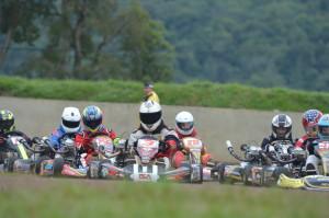 Se disputó la 4ta fecha del Misionero de Karting en Oberá