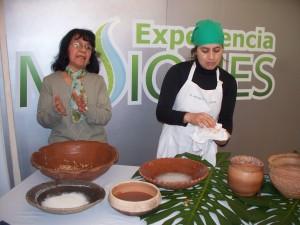 Presentaron el Museo y la Cocina Regional misionera en jornadas Latinoamericanas