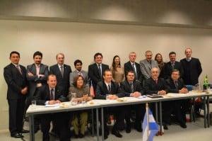La UGD participó de la III Reunión Anual de la Red Latinoamericana de Escuelas y Facultades de Derecho