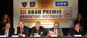 Carrera de autos históricos llegará hasta las Cataratas del Iguazú