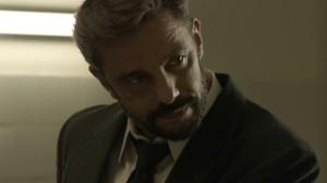 Hoy entra en escena Fabián Mazzei en la miniserie Fronteras